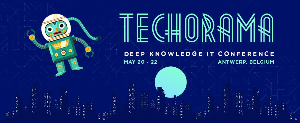 Techorama BE