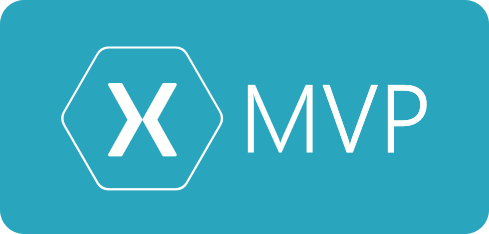 Xamarin MVP badge